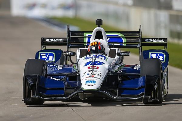 IndyCar Claman DeMelo maakt IndyCar-debuut bij seizoensfinale op Sonoma