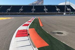 Формула 1 Новость Изменения во втором повороте показались Сайнсу недостаточными