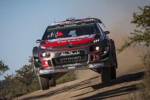 WRC Ultime notizie Citroen al Rally di Portogallo con la quarta C3 per Al-Qassimi