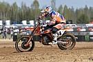 MXGP Herlings gana por primera vez en MXGP y Olsen le acompaña en Letonia