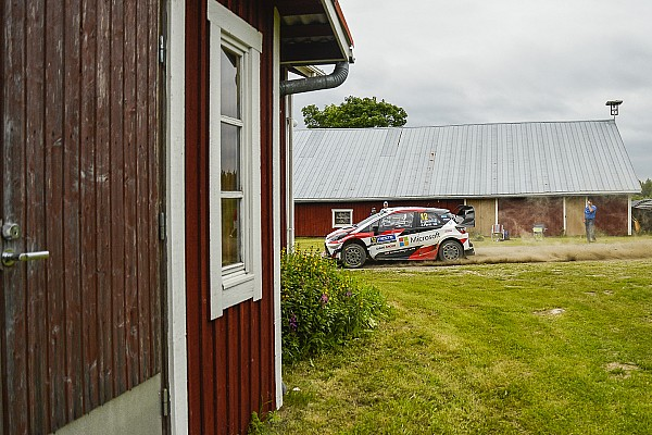 Ралі Фінляндія: нова зірка WRC