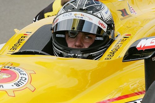 How an Indy 500 'nearly man' found a home in Japan