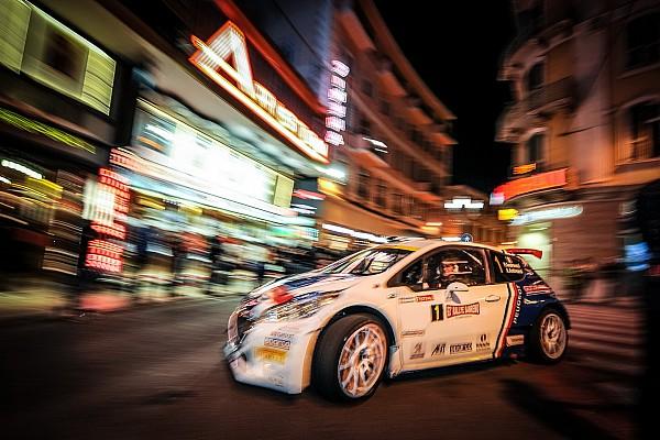 Andreucci vince a Sanremo e fa cinema con la Peugeot