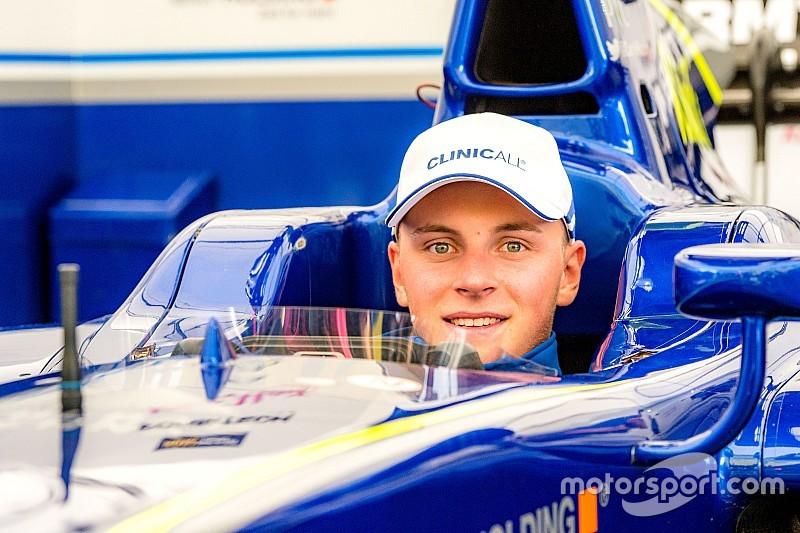 Formelfahrer Marvin Kirchhöfer wechselt ins GT-Masters