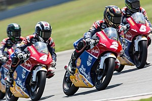 ATC Breaking news Arai jadi helm resmi Asia Talent Cup