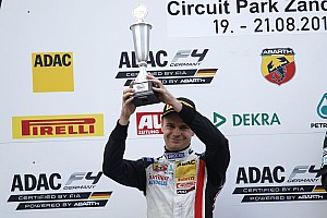 Евро Ф3 Новость Новичок из ЮАР пополнил список участников Формулы 3