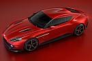 Aston Martin kondigt productieversie Vanquish Zagato aan