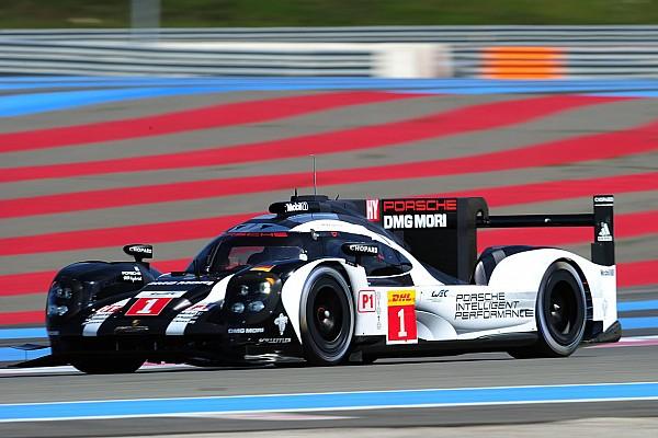 Porsche akhiri tes WEC Prologue di atas