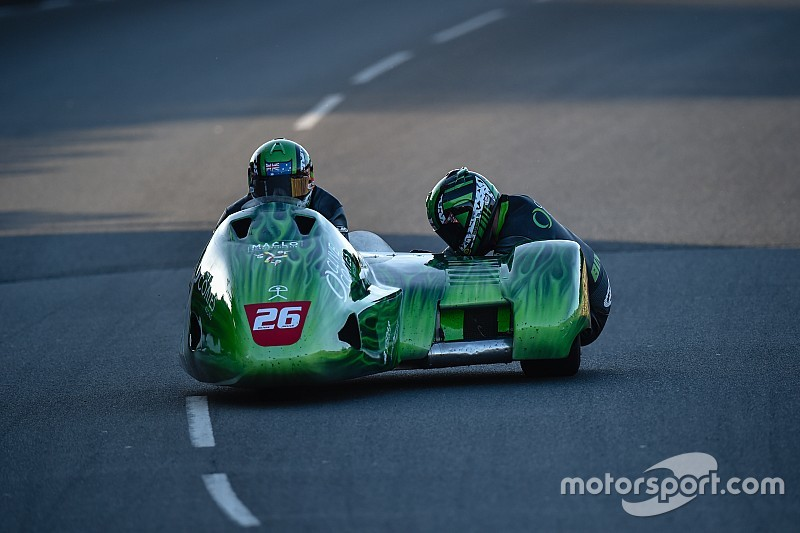 Isle of Man TT: Dwight Beare verstirbt in der Sidecar TT