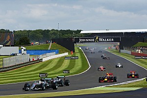 British GP confirms four-day 2017 schedule