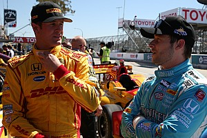IndyCar Breaking news Andretti drivers optimistic for Long Beach redemption