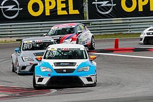 TCR Deutschland Rennbericht Josh Files gewinnt Premierenrennen der TCR Deutschland für SEAT