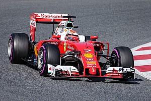 Formula 1 Testing report Barcelona F1 test: Raikkonen puts Ferrari back on top, disaster for Alonso