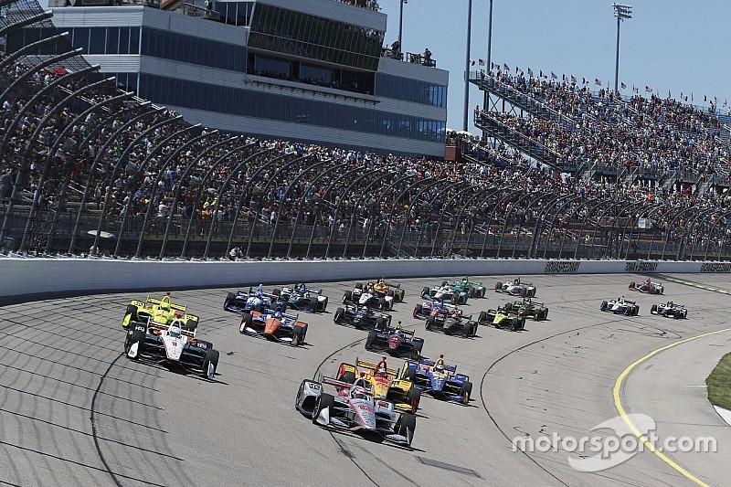 IndyCar reveals TV schedule for 2019