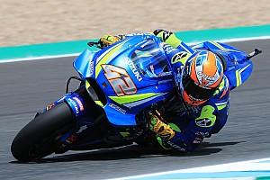 MotoGP Son dakika Rins, 2019'da Suzuki'de yarışmaya devam edecek