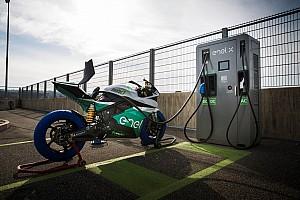 Egyéb motorverseny Motorsport.com hírek 2019-ben rajtol az elektromos motorkerékpár-világkupa, a FIM MotoE World Cup