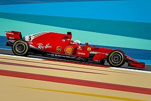 VIDEO: el Mercedes, Ferrari y Red Bull sin Halo.