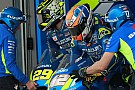 MotoGP Suzuki: Alex Rins lobt Zusammenarbeit mit Andrea Iannone