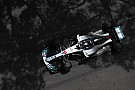 Formule 1 Mercedes-coureurs twijfelen over hypersoft voor race