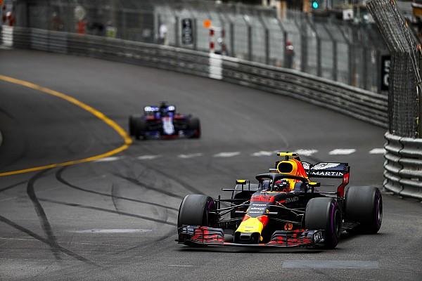 Formula 1 Breaking news Red Bull won't have works team label - Honda