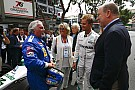 Nico Rosberg admite que fue difícil convencer a su padre de la exhibición en Mónaco