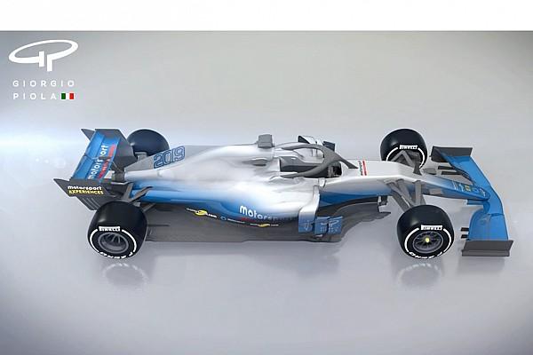 Formula 1 Analiz 2019 F1 araçları nasıl görünecek?