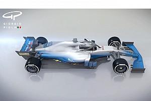 2019 F1 araçları nasıl görünecek?