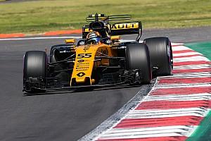 Fórmula 1 Noticias Sainz, completamente seguro de que Renault irá a más en 2018