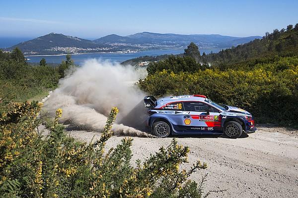 WRC Noticias Sordo recibe una penalización de 10 segundos y se cae del podio