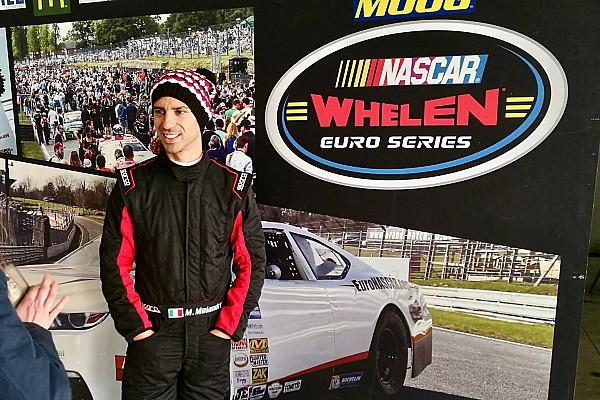 Motor Show, NASCAR: Melandri correrà domani nel Trofeo Angelo Caffi
