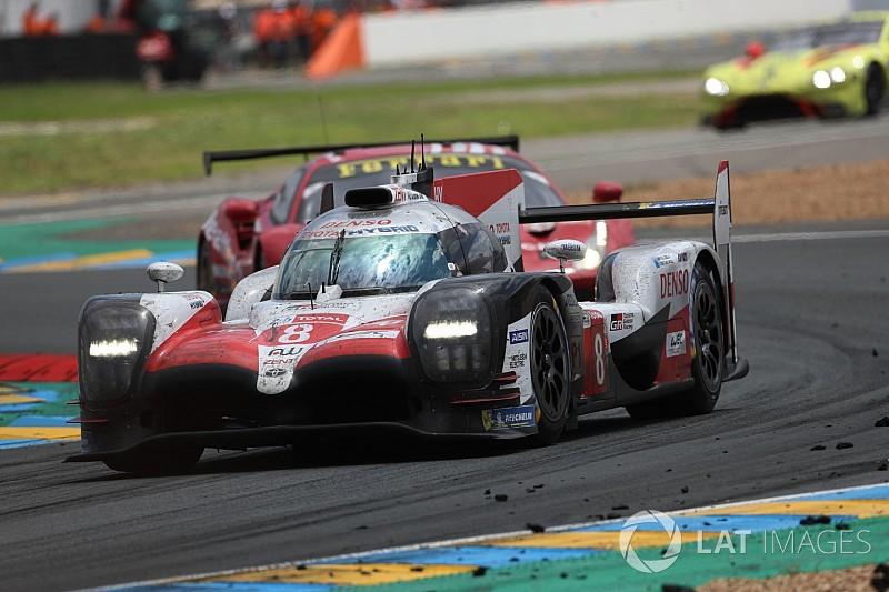"Winning Le Mans without Audi/Porsche ""a shame"" - Toyota"