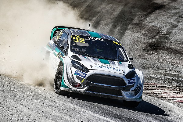 World Rallycross Breaking news Wurz set for at least one more World RX outing