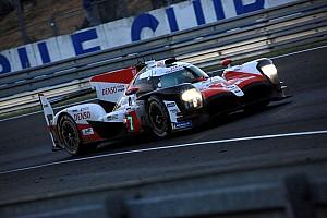 Kobayashi over bestraffing Le Mans: