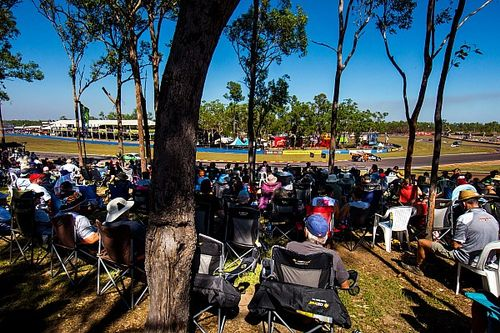 Supercars clarifies Darwin ticket info after postponements