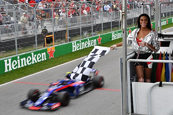 Formula 1 Brawn apologises to Harlow over chequered flag