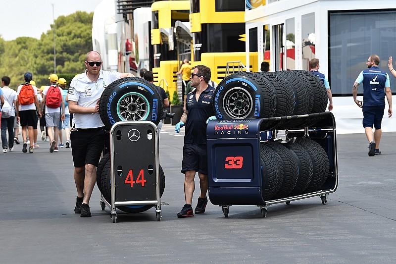 Pirelli оголосила склади шин на Гран Прі США