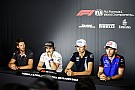 Formula 1 French GP: Thursday's press conference