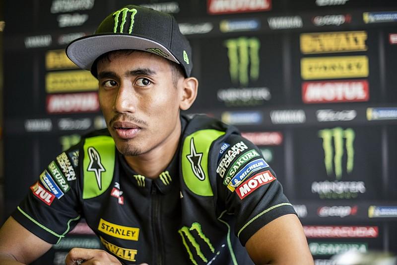 Syahrin bertekad tembus Q2 pada MotoGP Belanda