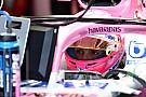 Формула 1 Force India начала рекламировать шлепанцы на Halo