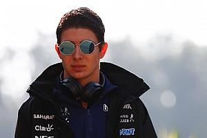 F1 Noticias de última hora Ocon asegura lo han amenazado de muerte por choque con Pérez