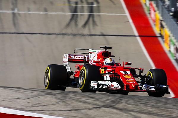 Formule 1 Les évolutions vaines de Ferrari à Austin