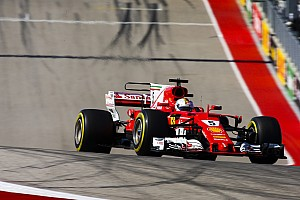 Formula 1 Analysis Tech analysis: The Ferrari changes that fell short in Austin