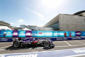 Формула E Отчет о гонке Берд выиграл яркую гонку Формулы Е в Риме после схода Розенквиста