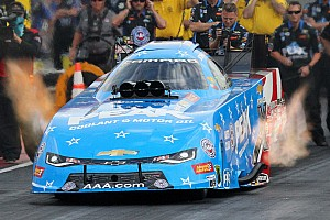 NHRA Race report John Force scores first victory of the year