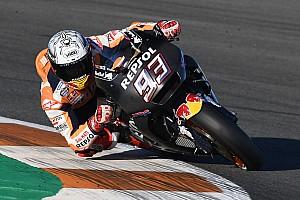 MotoGP Crónica de test Las Honda empiezan el 2018 dominando el test de Valencia