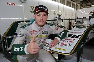 スーパーフォーミュラ 速報ニュース 最終戦鈴鹿の予選はQ1で終了、ロッテラーがレース1ポールポジション