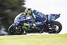 MotoGP Rossi preocupado por su ritmo para la carrera en Australia