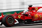 Masalah di latihan, Vettel: Mobil terasa seperti