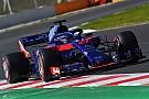 Toro Rosso irá a Melbourne con mejores expectativas