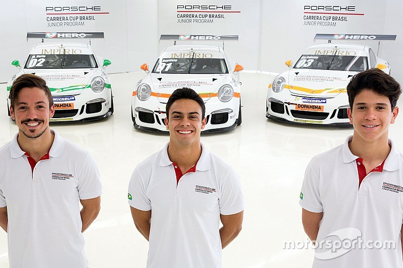 Porsche define vencedores de Porsche Carrera Cup Junior Program